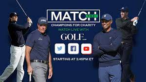 The Match II: Champions for Charity ...