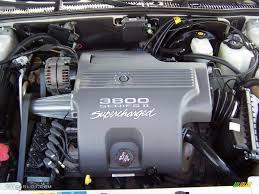 2003 Buick Park Avenue Ultra 3.8 Liter Supercharged OHV 12-Valve ...