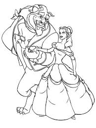 33 beauty and the beast printable coloring pages for kids. Beauty And The Beast Coloring Pages Download And Print Beauty And The Beast Coloring Pages