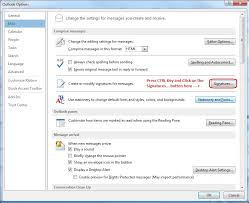 How To Backup And Move Outlook Signatures Between Computers Ms
