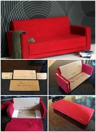 homemade barbie furniture. Modren Barbie DIY Barbie Furniture And House Ideas How To Make Dollhouse Sofa With Homemade Furniture