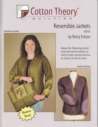 Reversible Jackets (Cotton Theory Quilting): Betty Cotton ... & Reversible Jackets (Cotton Theory Quilting): Betty Cotton: 9780977261130:  Amazon.com: Books Adamdwight.com