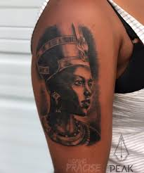 David Pracise On Twitter Nefertiti Tattoo I Did