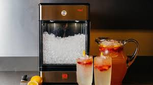 chewable ice maker. Simple Maker The Opal Nugget Ice Maker Works By Packing Together Small Crystals  Creating Nuggets Of Soft Yet Crunchy Ice Nugget Chills Beverages Faster Than  With Chewable Ice Maker R