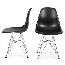 eames eiffel fiberglass side chair. x style dsw modern eiffel side chair molded abs plastic chairs. xstyledswmoderneiffelsidechairmolded eames fiberglass