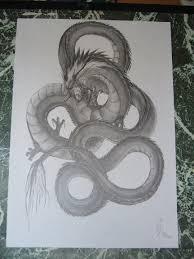 Dragons Sur Le Papier Mes Dessins Mystic Cave