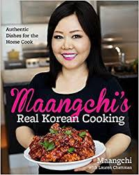 Amazon Com Maangchi S Real Korean Cooking Authentic Dishes For