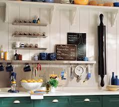 image of small kitchen storage ideas wall