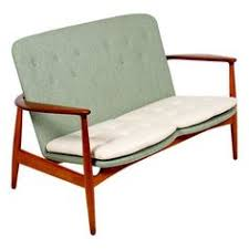 the horse shue sofa by arne vodder for sale at deconet charlotte lounge chair 01