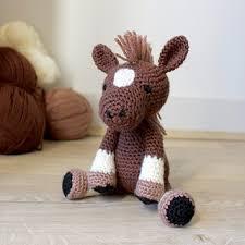 Ravelry: Crochet Horse Amigurumi pattern by Melanie Willis