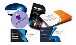 Online Busines Card Die Cut Visiting Cards