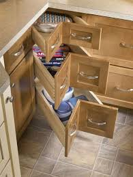 Corner Drawer Diy Corner Cabinet Drawers