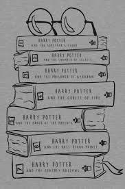 Harry Potter Hand Drawn Books Matita Disegni Di Harry Potter