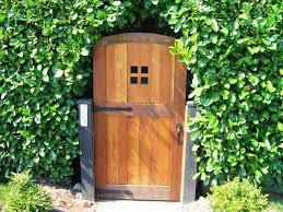 wooden gates lowes
