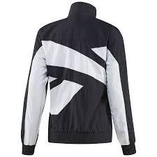 reebok jacket. women\u0027s jacket reebok classic logo bs3832