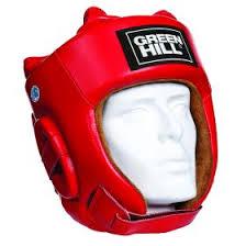 Боксерский <b>шлем Green Hill Five</b> Star одобренный AIBA HGF ...