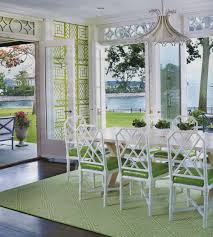 China Kitchen Palm Beach Gardens China Seas Lyford Trellis Wallpaper Interior Design By Eugenie