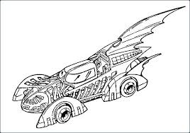 Free Cars Printables Free Car Coloring Printables Pages To Print Batman Page Sheets