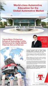 tmptech inauguration ad toyota motor philippines