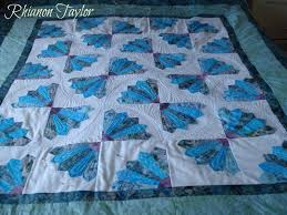 The Nifty Stitcher: Grandmother's Fan Quilt - The Quilting & Grandmother's Fan Quilt - The Quilting Adamdwight.com