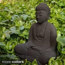 garden buddha. Garden Buddha Sculpture (Indonesia) D
