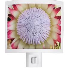Flower Print Night Light Seriously Awesome Limited