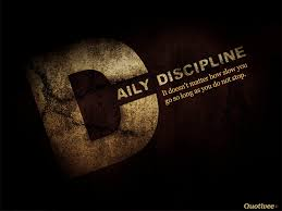 Daily Discipline Inspirational Quotes Quotivee