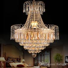 modern chandeliers factory s creative high end k9 crystal chandelier dinning room lobby living room villa led chandeliers with bulbs chandeliers