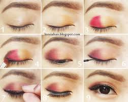 beauty ger indonesia by lee via han tutorial chinese new year makeup