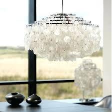 capiz shell lighting fixtures. Capiz Shell Chandelier Lighting Modern White Chandeliers Led Pendant Lamps For Kitchen Hanging Lamp Lustre . Fixtures P