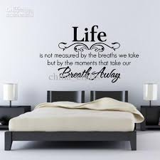 >bedroom wall quotes living room wall decals vinyl wall stickers  bedroom wall quotes living room wall decals vinyl wall stickers 41x70cm wall art stickers nursery lettering saying wall art decal stickers wall decals wall