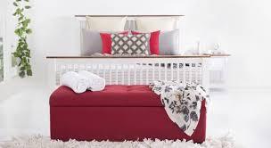 Great Red Bedroom Bench Inspiring 13 Emejing Red Bedroom Bench Photos Home Design  New