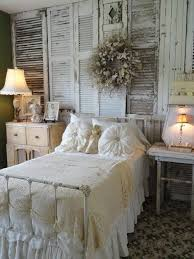 Country Shabby Chic Bedroom Ideas