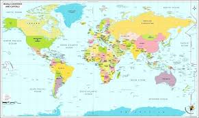 United States Map Of The World World Map Quiz Practice Copy Usa Map States And Capitals Maps