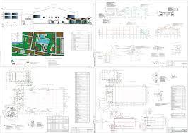 Проект кафе скачать Чертежи РУ Дипломный проект Спортивно оздоровительный комплекс Старт 36 х 84 м с пристроенным
