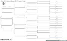 Free Editable Family Tree Template Free Family Tree Printable Campingrochemaux Info