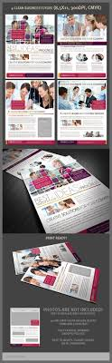 the world s catalog of ideas great corporate flyer templates