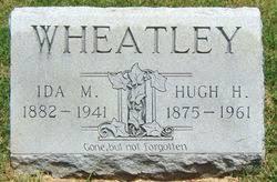 Hugh Hollis Wheatley (1875-1961) - Find A Grave Memorial