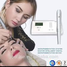 mastor digital permanent makeup machine cosmetic tattoo machine