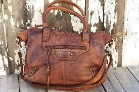 soft leather handbags distressed cognac bag perfect distress vintage and jewelry nz soft leather handbags