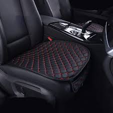premium pu leather car seat cover front