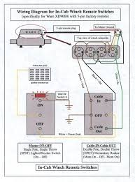 warn winch wiring diagram tofiq org