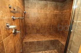tile shower with bench previous nice marble steam shower a steam shower features a large l tile shower with bench