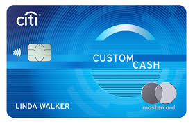 Credit cards for new credit. Citi Launches Custom Cash A Next Gen Cash Back Credit Card Business Wire