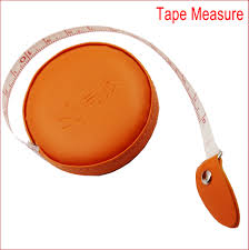retractable leather tape measure for sewing fabric tailor quilting cloth dressmaking