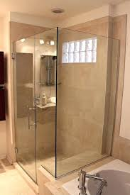 glass shower doors installed cost custom enclosures gallery a mirror image 6