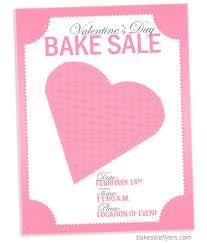 bake sale flyer templates valentines day flyer template bake sale flyers free flyer designs