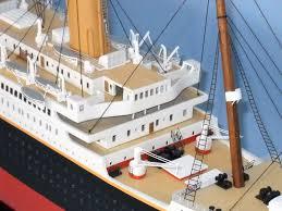 rms titanic model ship replica 50 4