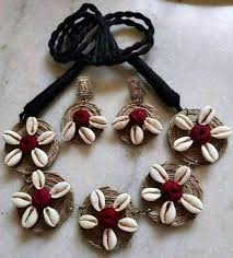 Style & Store - 🌻Fabric jute jewellery 🌻 👉Different price...   Facebook