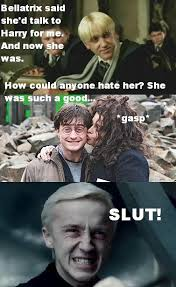 Where Harry Potter and Mean Girls Collide via Relatably.com